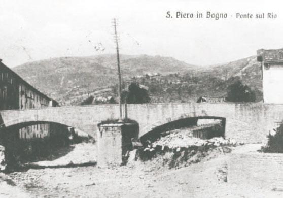 cantiere bagno di romagna ponte delle grazie riqualificazione dellarea urbana del ponte delle grazie a san piero in bagno